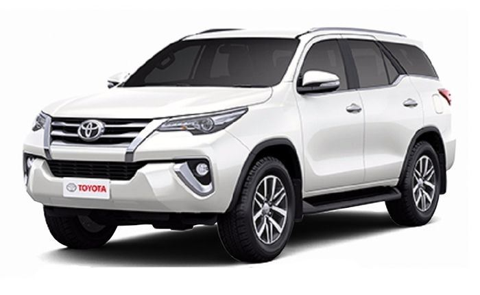 Toyota Fortuner (New)