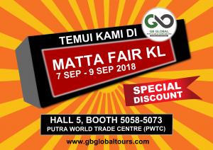 Matta Fair Kuala Lumpur 2018